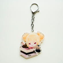 Load image into Gallery viewer, Toga Cake Keychain