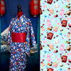 Okashi Light Blue - Yukata