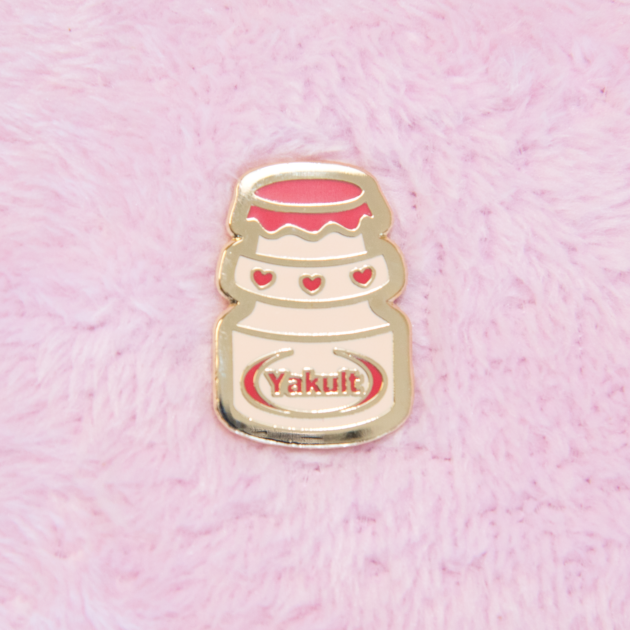 Yakult Mini Pin