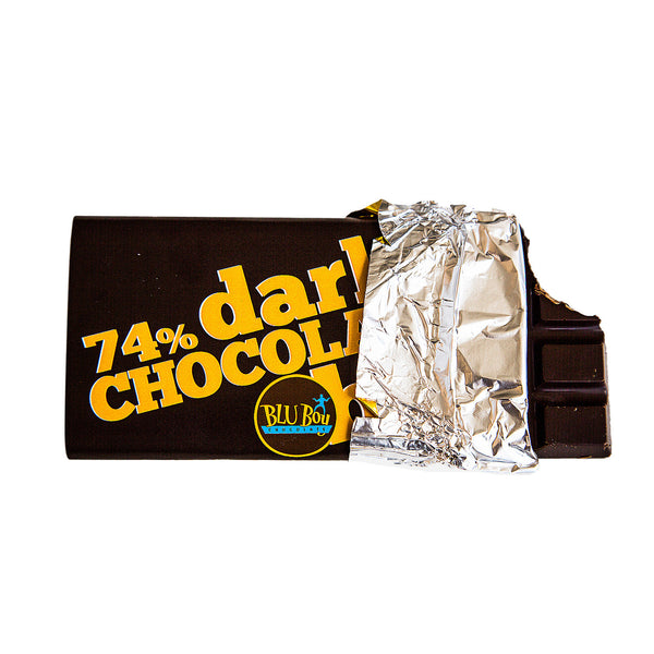 74% Dark Chocolate Bar