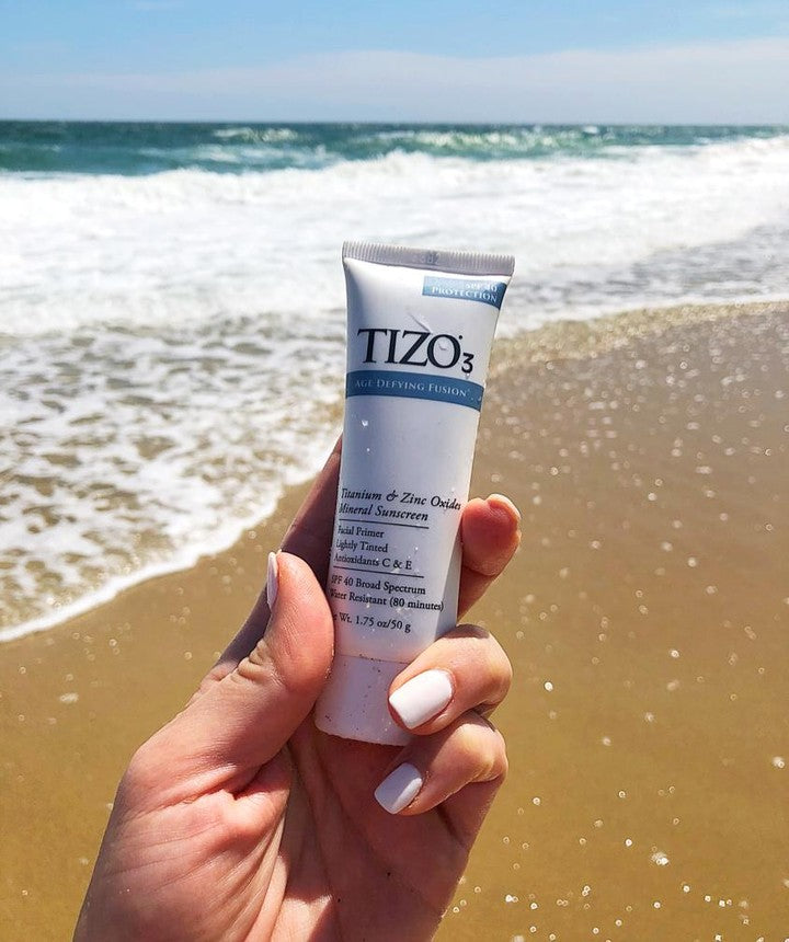 Year Round Sun Protection with TiZO
