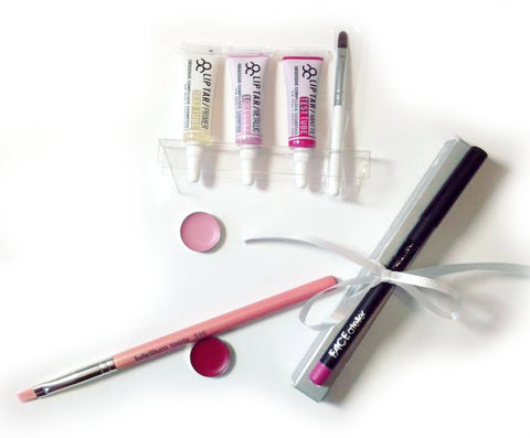 All About Lips Holiday Set
