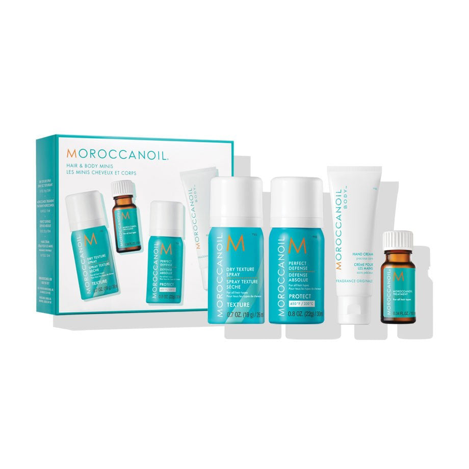 Moroccan Oil Mini Gift Set