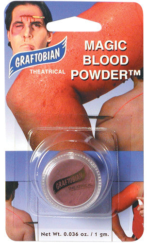 Graftobian Magic Blood Powder