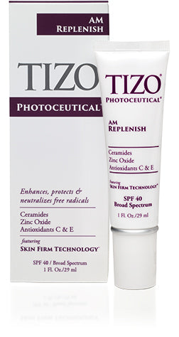 TIZO Photoceutical AM Replenish SPF 40 (Step 2)