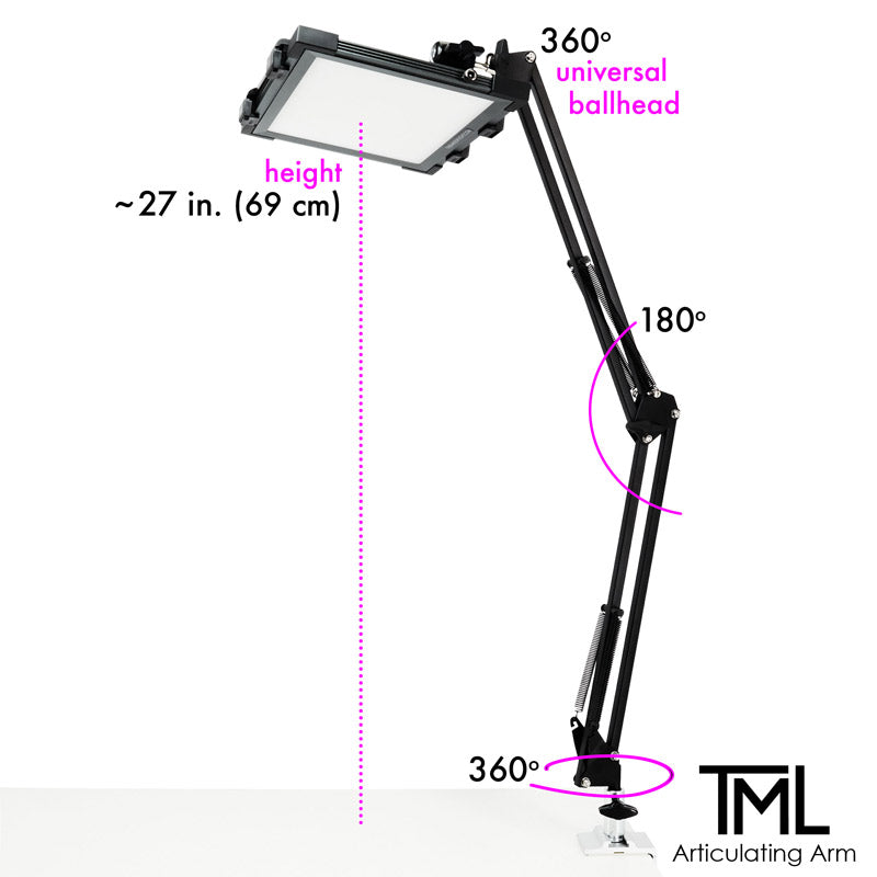 TML Key Light Articulated Arm