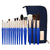 Bdellium Golden Triangle Phase II Brush Set