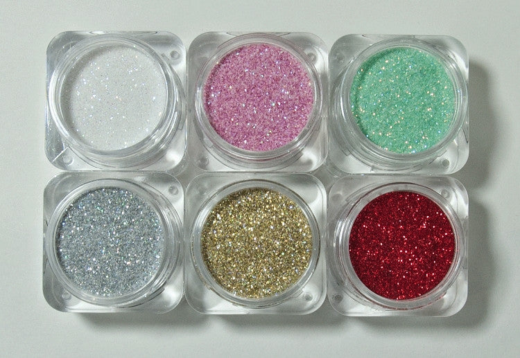 Cosmetic Glitter Collection