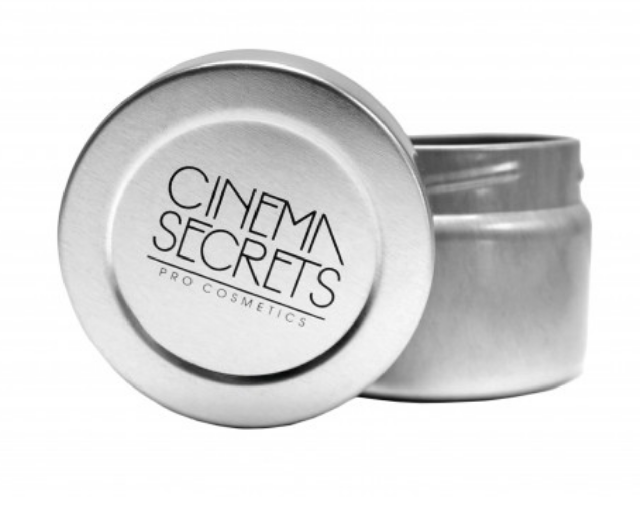 Cinema Secrets Brush Cleansing Tin