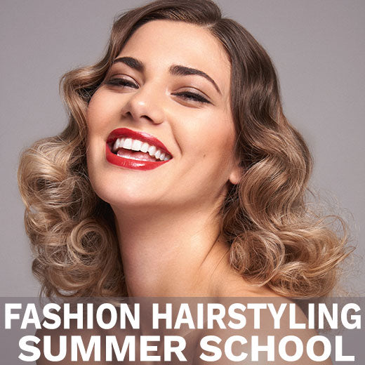 Fashion and Editorial Hair Styling Course