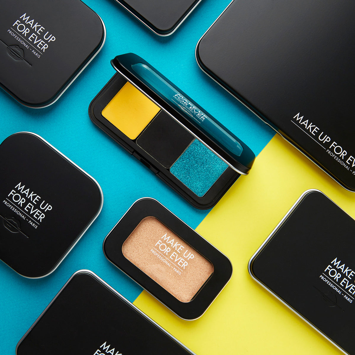 MUFE Refillable Makeup System