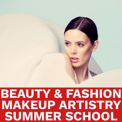 Beauty & Fashion Makeup Artistry Summer School