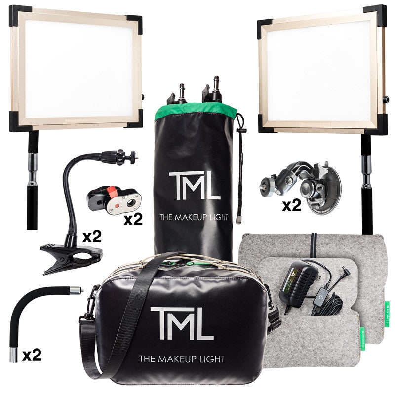 TML Key Light Kit - Master Package 2.0