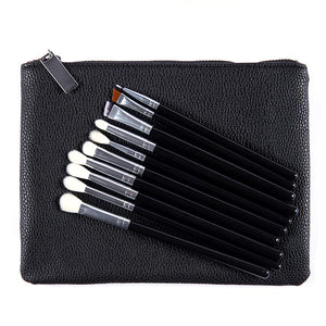 Natural Blend 10pcs Brush Set