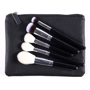 GRBT Pro Series Natural Blend 5pcs Complexion Brush Set