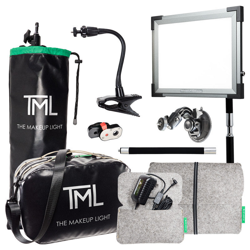 TML Key Light Kit - Pro Package 2.0