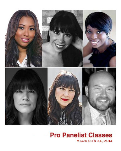 Building Your Makeup Artist Career - Pro Panelist Sessions