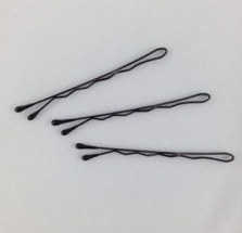 Straight Pin Hair Pins