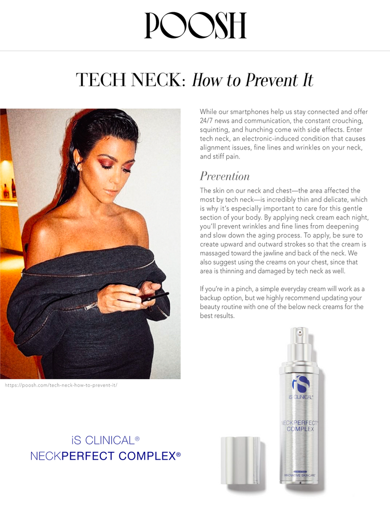 iS Clinical Neckperfect Complex Free Shipping