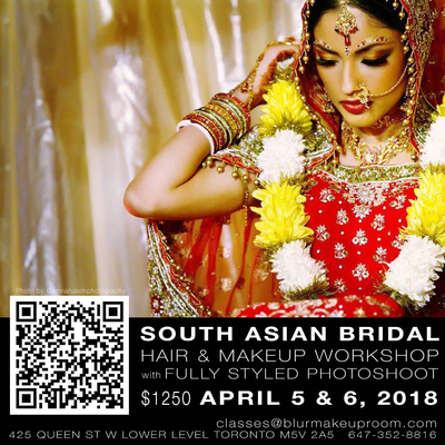 South Asian Beauty Workshop