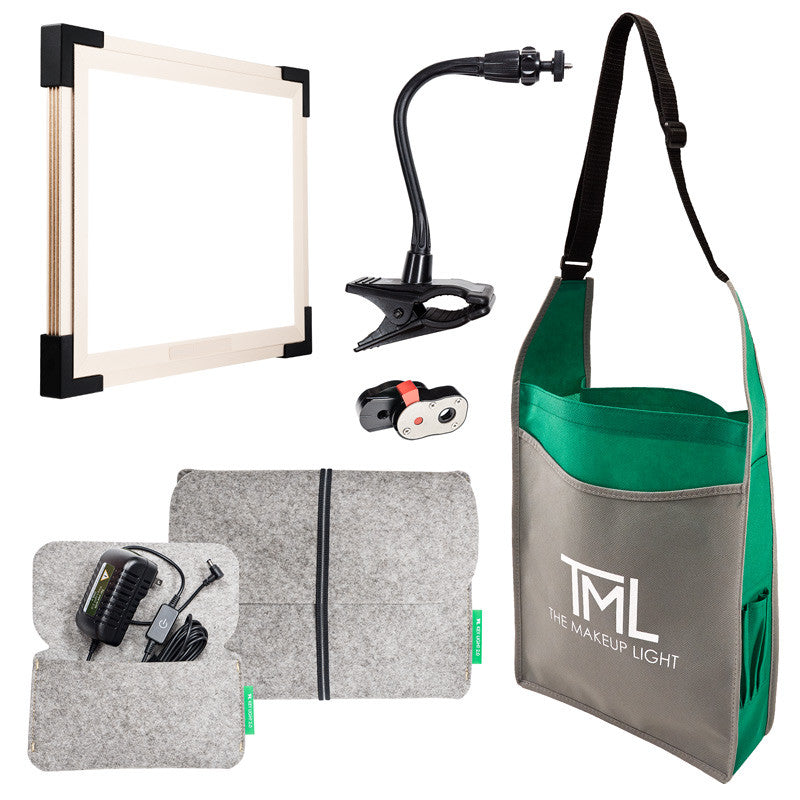 TML Key Light Kit - Starter Package 2.0 with EZ-Clamp