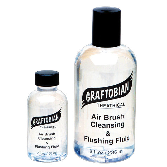 Graftobian Airbrush Cleansing Fluid