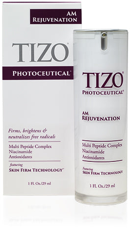 TIZO Photoceutical AM Rejuvenation (Step 1)