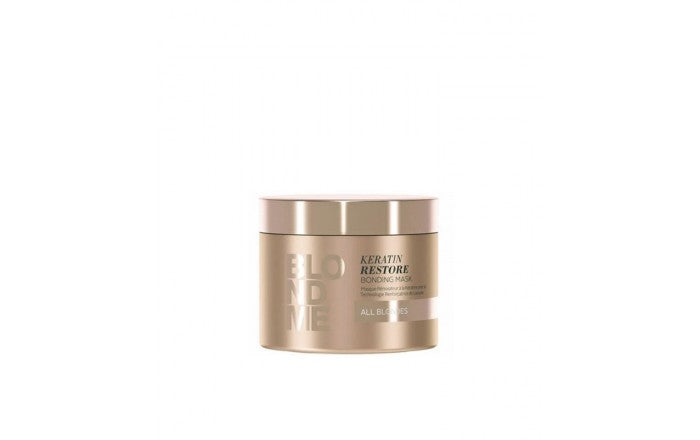 BLONDME All Blondes Keratin Restore Bonding Mask