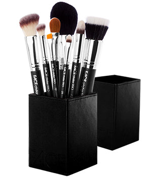 Face Atelier PRO Series Brush Set with Magnetized Case