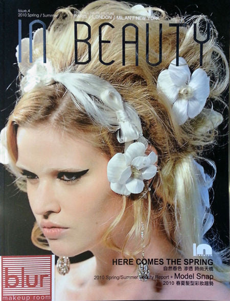 In Beauty Issue 4 2010 Spring/Summer