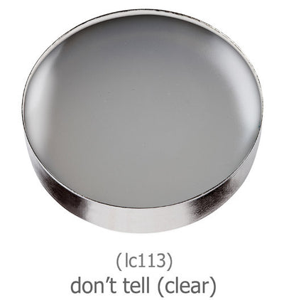 lc113 don't tell (clear lip base)