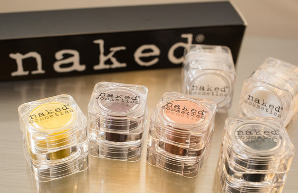 Naked Cosmetics Single (A-M)