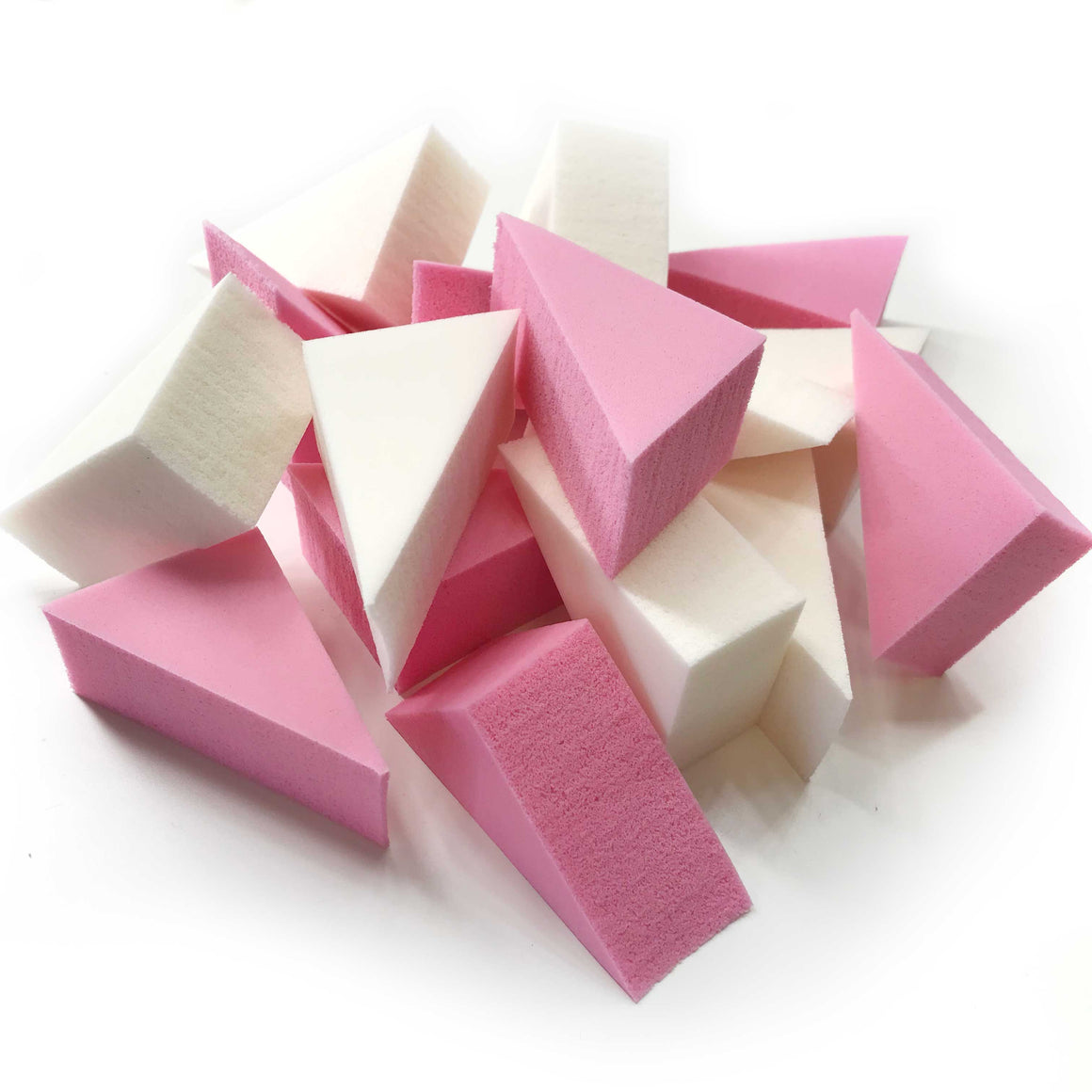Non-Latex Sponge Wedges 40pcs