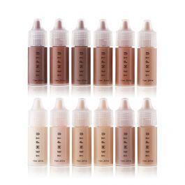 Temptu S/B Foundation Starter Set Free Shipping