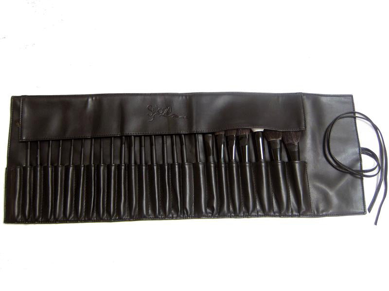 Stilazzi Leather Brush Roll