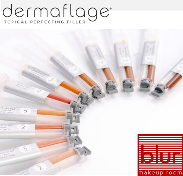 Dermaflage 4pk Applicator Refill