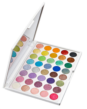 yaby world of pearl paints palette