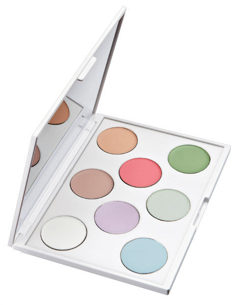 Cream Foundation Palette - Correctors