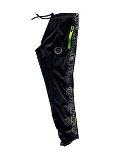 Logo trapsuit pants