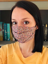 Load image into Gallery viewer, Liberty reusable cotton face mask