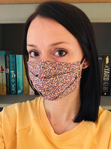 Liberty reusable cotton face mask
