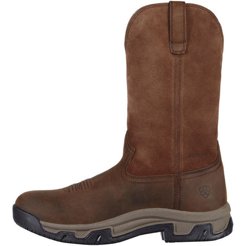 Waterproof western boot