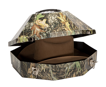 Single Hat Carrier - Camo