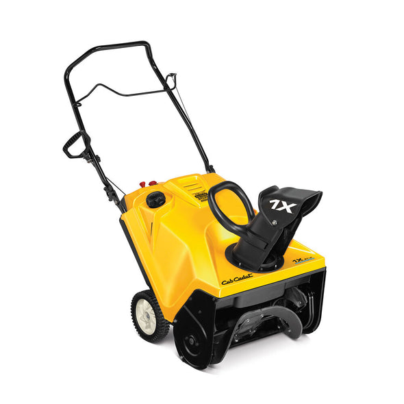 "Cub Cadet 1X (21"") HP 179cc Single-Stage Snow Blower"