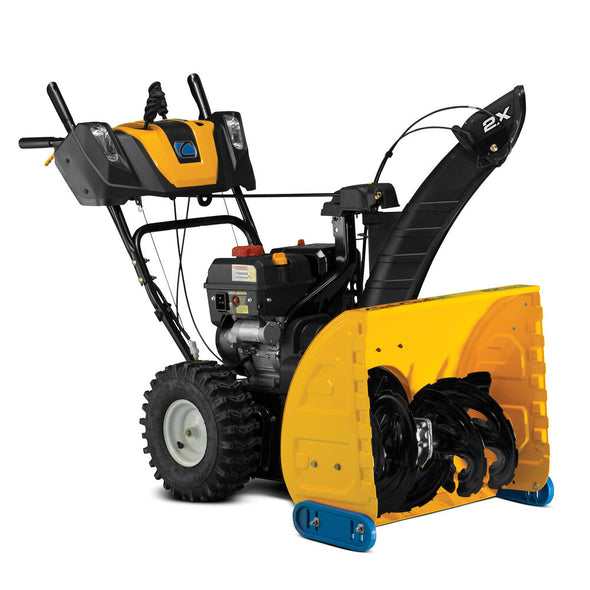 "Cub Cadet 2X (24"") 243cc Two-Stage Snow Blower"