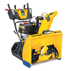 "Cub Cadet 3X (30"") TRAC Three-Stage Snow Blower"
