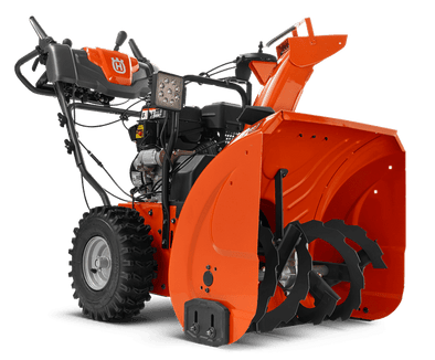 "Husqvarna ST227 (27"") 254cc Two-Stage Snow Blower w/ Power Steering"