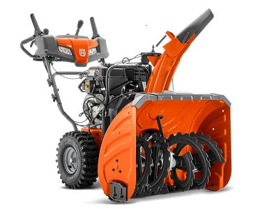 "Husqvarna ST324 (24"") 254cc Two-Stage Snow Blower w/ Power Steering"
