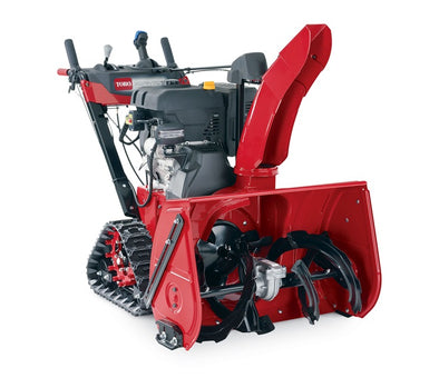 "Toro Power TRX HD Commercial (32"") 1432 OHXE Track Driven Two-Stage Snow Blower 38891"