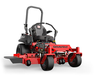 "Gravely Pro-Turn 152 (52"") 22HP Kawasaki Zero Turn Lawn Mower"